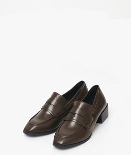 Autumn Simple Daily Loafer
