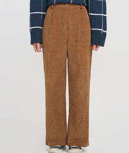 Paul Corduroy Wide Pants
